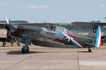 HB-RCF - Private Morane Saulnier MS.406
