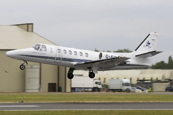 G-FIRM - Marshall of Cambridge Aerospace Cessna 550 Citation Bravo