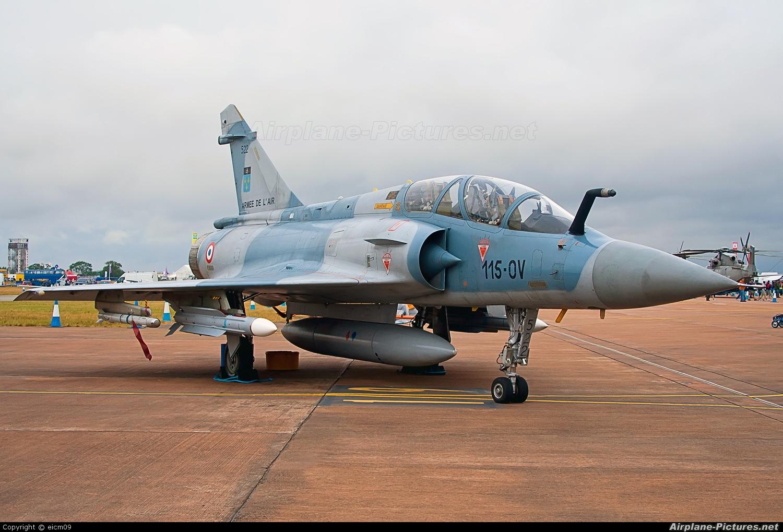 France - Air Force 522 aircraft at Fairford