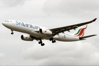 4R-ALG - SriLankan Airlines Airbus A330-200