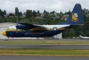 164763 - USA - Marine Corps Lockheed C-130T Hercules aircraft