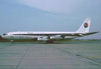 J6-SLF - Santa Lucia Airways Boeing 707-300