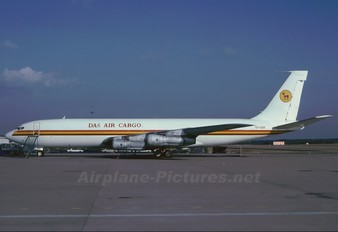 5X-DAR - DAS Air Cargo Boeing 707-300