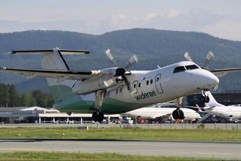 LN-WIF - Widerøe de Havilland Canada DHC-8-100 Dash 8