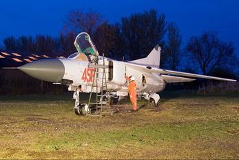 458 - Poland - Air Force Mikoyan-Gurevich MiG-23MF