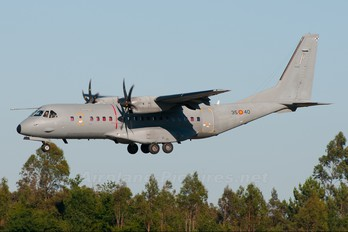 T.21-02 - Spain - Air Force Casa C-295M