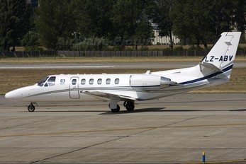 LZ-ABV - Private Cessna 550 Citation Bravo