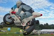 G-CGJV - Private Lindstrand LBL Motorbike aircraft