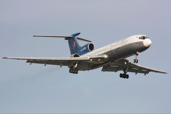 RA-85848 - Zapolyarye (Norilsk Aviation Enterprise) Tupolev Tu-154M