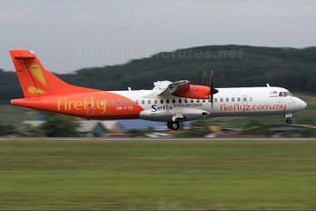 9M-FYD - Firefly ATR 72 (all models)