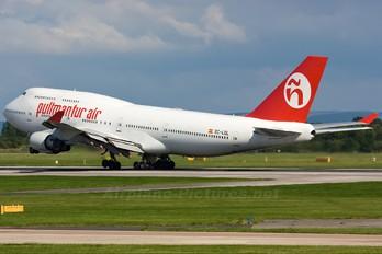 EC-LGL - Pullmantur Air Boeing 747-400