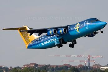 SE-DSU - Malmo Aviation British Aerospace BAe 146-300/Avro RJ100