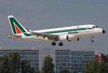 EI-DFL - Alitalia Express Embraer ERJ-170 (170-100)