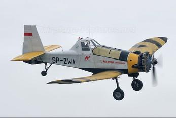 SP-ZWA - EADS - Agroaviation Services PZL M-18 Dromader