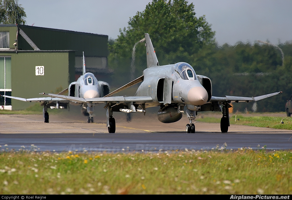 Germany - Air Force 38+32 aircraft at Hopsten