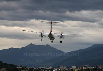 OE-LGL - Austrian Airlines/Arrows/Tyrolean de Havilland Canada DHC-8-400Q / Bombardier Q400
