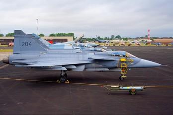 39204 - Sweden - Air Force SAAB JAS 39A Gripen