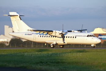 EI-EHH - Aer Arann ATR 42 (all models)