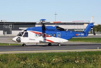 LN-ONS - Bristow Norway Sikorsky S-92