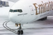 A6-ECX - Emirates Airlines Boeing 777-300ER aircraft
