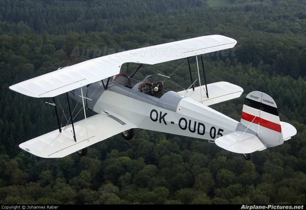 Private OK-OUD 05 aircraft at In Flight - Germany