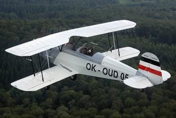 OK-OUD 05 - Private Bücker Bü.131 (replica)
