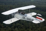 OK-OUD 05 - Private Bücker Bü.131 (replica) aircraft