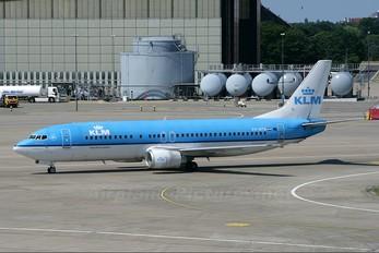 PH-BTB - KLM Boeing 737-400