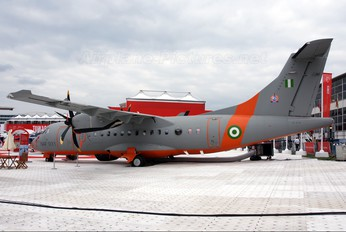 NAF931 - Nigeria - Air Force ATR 42-400MP Surveyor
