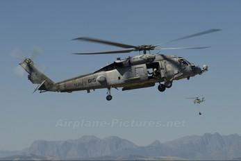 165115 - USA - Navy Sikorsky SH-60 Seahawk