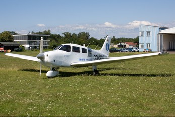 OO-SAG - Private Piper PA-28 Archer