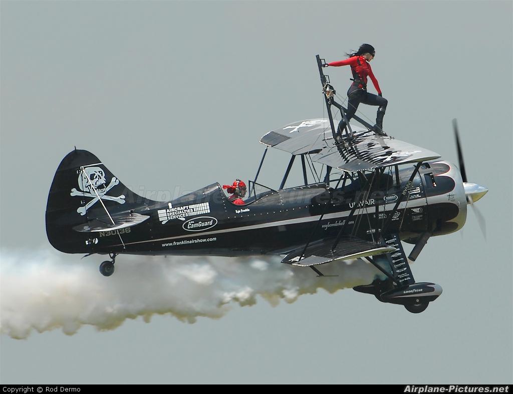 N30136 Private Waco Classic Aircraft Corp Upf 7 At