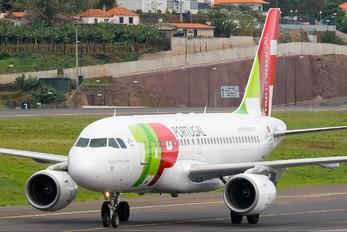 CS-TTD - TAP Portugal Airbus A319