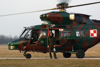 0808 - Poland - Army PZL W-3 Sokół