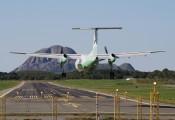 LN-WID - Widerøe de Havilland Canada DHC-8-100 Dash 8 aircraft