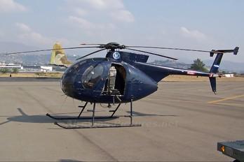 FAH-903 - Honduras - Air Force Hughes 369D
