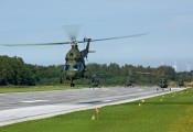 7332 - Poland - Army Mil Mi-2 aircraft