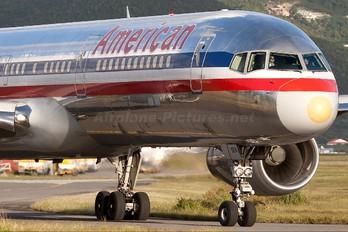 N181AN - American Airlines Boeing 757-200