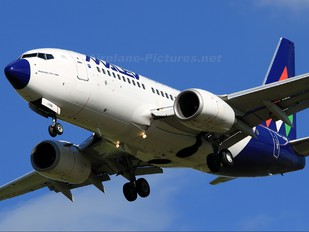 HA-LOB - Malev Boeing 737-700