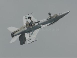 166462 - USA - Navy McDonnell Douglas F/A-18F Super Hornet