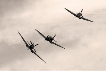 G-LFVP - Private Supermarine Spitfire Mk.Vb