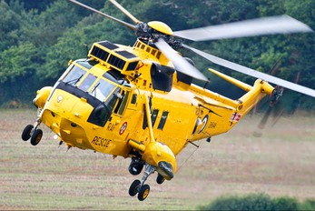 ZH544 - Royal Air Force Westland Sea King Mk 3A