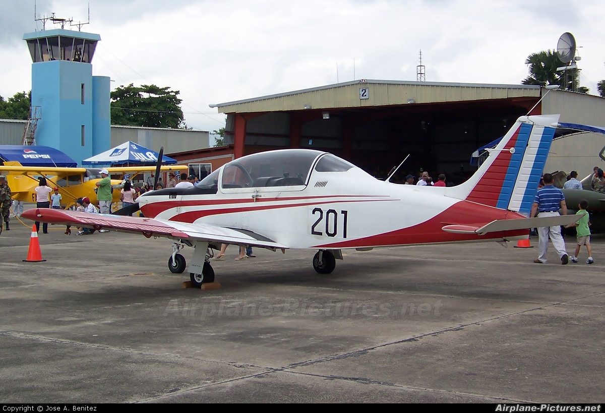 Guatemala - Air Force 201 aircraft at San Pedro Sula - Ramon Villeda Morales