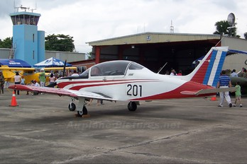 201 - Guatemala - Air Force Enaer T-35A Pillan