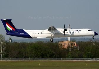 HA-LQB - Malev de Havilland Canada DHC-8-400Q / Bombardier Q400