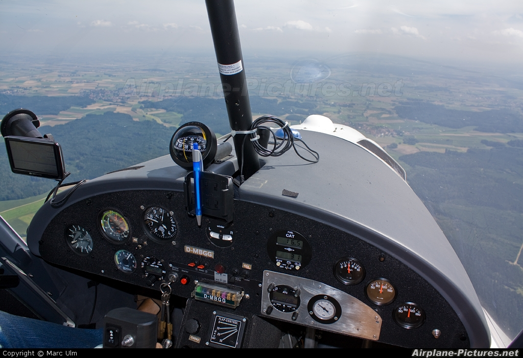 Private D-MBGG aircraft at In Flight - Germany