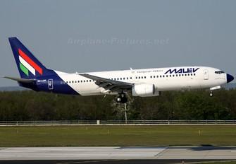 HA-LOH - Malev Boeing 737-800