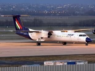 HA-LQA - Malev de Havilland Canada DHC-8-400Q / Bombardier Q400