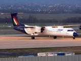 HA-LQA - Malev de Havilland Canada DHC-8-400Q / Bombardier Q400 aircraft