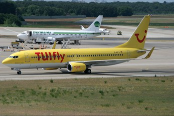 D-AHFX - TUIfly Boeing 737-800
